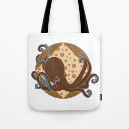 Octopus! Tote Bag