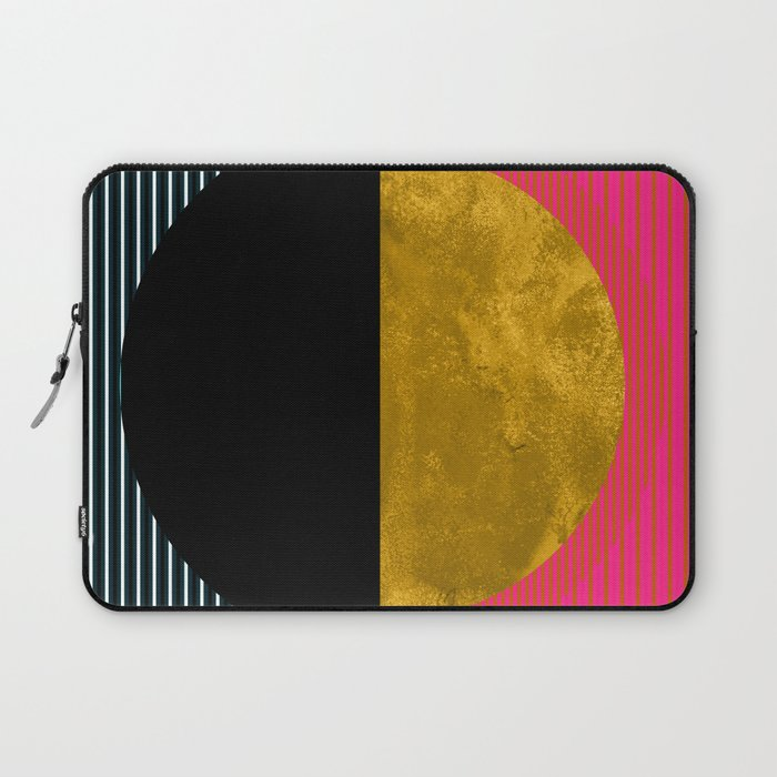 Abstract Sunset Laptop Sleeve