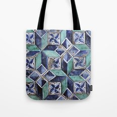 Tiling with pattern 3 Tote Bag