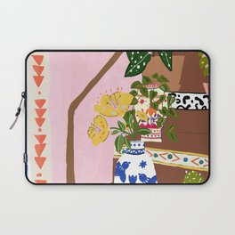 Bohemian stairs Laptop Sleeve
