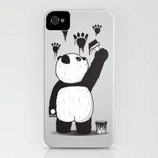 Pandalism Slim Case iPhone (4, 4s)