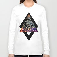 supernatural Long Sleeve T-shirts featuring Supernatural by Spooky Dooky