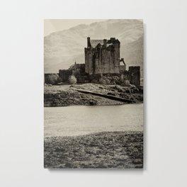 Eilean Donan Metal Print