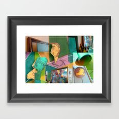 Dasilasa Framed Art Print