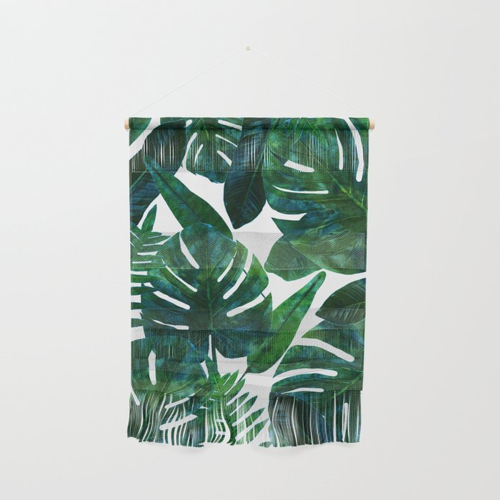 Perceptive Dream || #society6 #tropical #buyart Wall Hanging