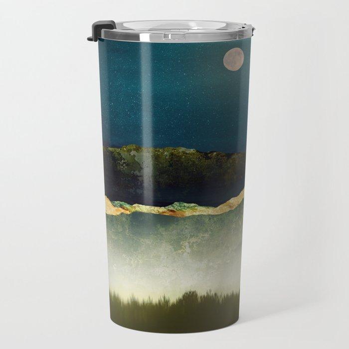 Midnight Moonlight Travel Mug