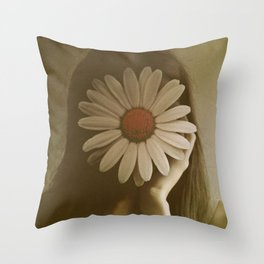 Margarida Throw Pillow