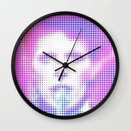 Drive-In Saturday Wall Clock