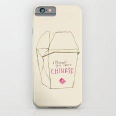 Lizzie Bennet #3 Slim Case iPhone 6s