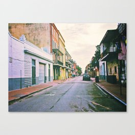 To Miss New Orleans Canvas Print
