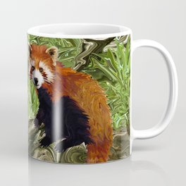 Frolicking Red Pandas Coffee Mug