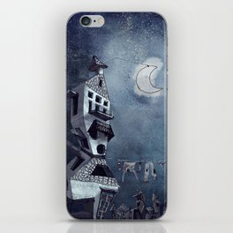 At the Moonlight iPhone Skin