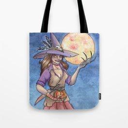 Scarecrow Queen Tote Bag