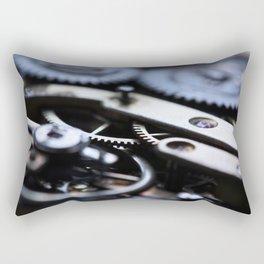 Gearwheels Rectangular Pillow