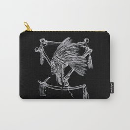 Skull Chief Carry-All Pouch