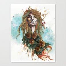 Lur (Mother Nature) Canvas Print