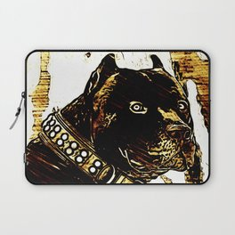 Pit Bull Models: Khan 03-01 Laptop Sleeve