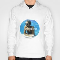 the national Hoodies featuring National, The by iamomnipotent