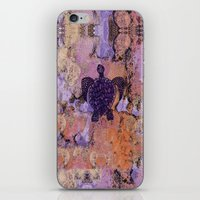 turtles iPhone & iPod Skins featuring Turtles by Ingrid Padilla