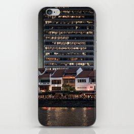 Architectual Antagonisms iPhone Skin