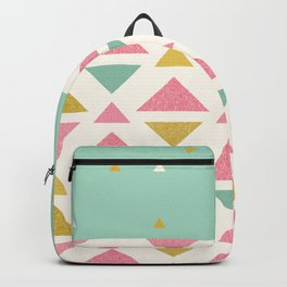 Mint & Strawberry Cream Chips Backpack