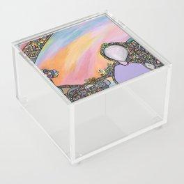 Naked Face Acrylic Box