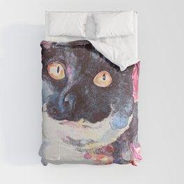 Amber Eyes Comforters