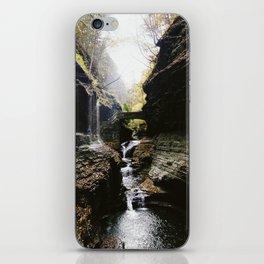 Watkins Glen Waterfall iPhone Skin
