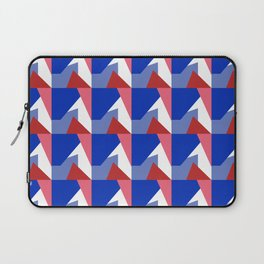El Blue Cruce Laptop Sleeve