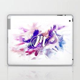 Letter M Laptop & iPad Skin