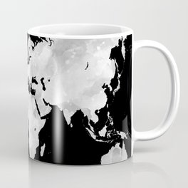 Design 70 world map Coffee Mug