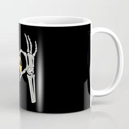 Rad Tech X Ray Skeleton Radiology Technican Gift Coffee Mug