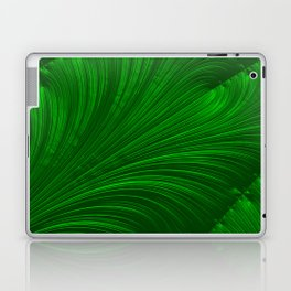 Renaissance Green Laptop & iPad Skin