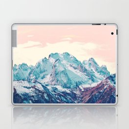 Memories of a sky palette Laptop & iPad Skin