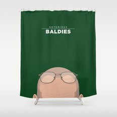 Walter White Shower Curtain