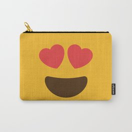 Love Face Carry-All Pouch