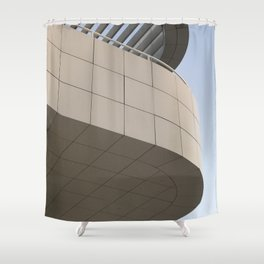 getty museum I Shower Curtain