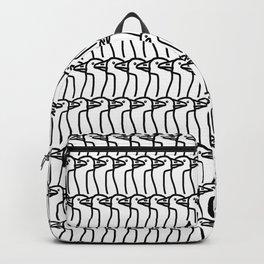 Goose Portrait Backpack
