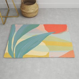 Shapes and Layers no.33 Rug