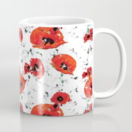Poppin' Poppies Coffee Mug