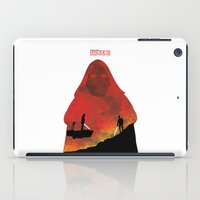 sith iPad Cases featuring Revenge of the Sith by Mateus Quandt