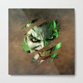 Clown 08 Metal Print