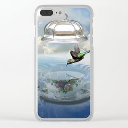 Invisibility Clear iPhone Case