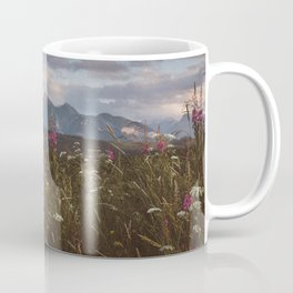 Mountain vibes - Landscape and Nature Photography Coffee Mug