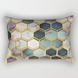 RUGGED MARBLE Rectangular Pillow