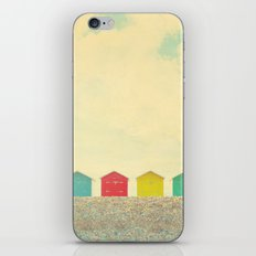 Beachfront iPhone & iPod Skin