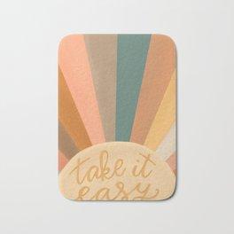 Take It Easy, Sunshine Bath Mat