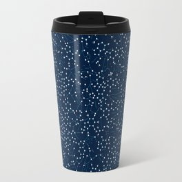 Celestial Molecules Travel Mug