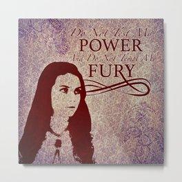 Mary, Queen of Scots Metal Print