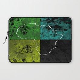 Tanzania III - Art In Support Of Kids 4 School Laptop Sleeve